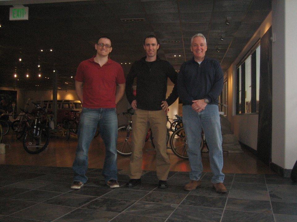 ביקור בספשלייזד: ראיון עם מתכנני אופני ההרים של החברה