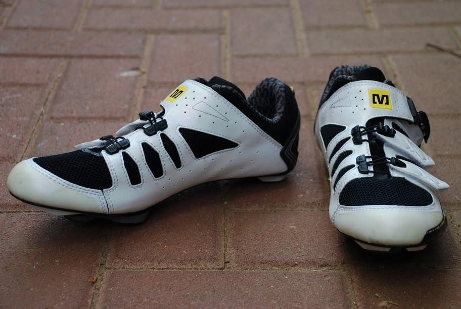 נעלי כביש עם סולית קארבון - Mavic