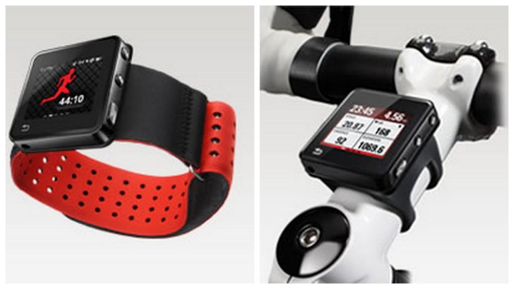מוטואקטיב - שעון GPS, מד ואטים ומד קאדנס של MOTOROLA