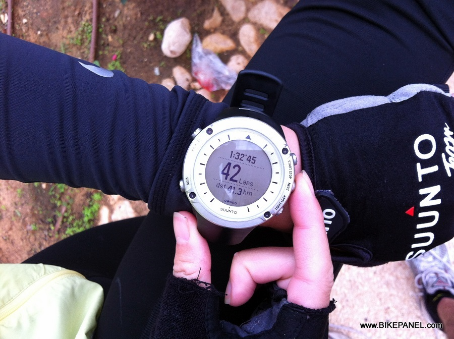 Suunto Ambit - שעון GPS למולטי ספורטאים