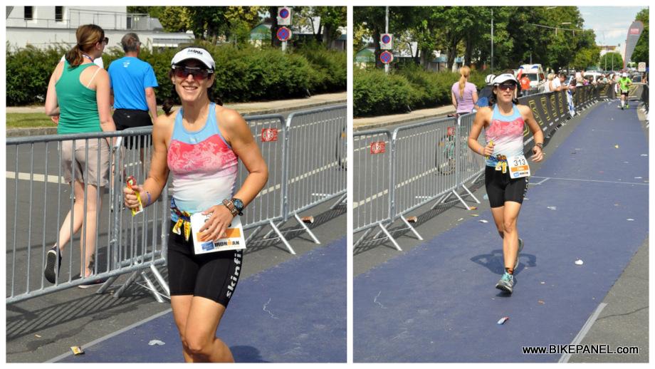 ריצה בתחרות איירונמן אוסטריה