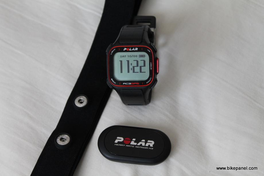 שעון ריצה POLAR RC3