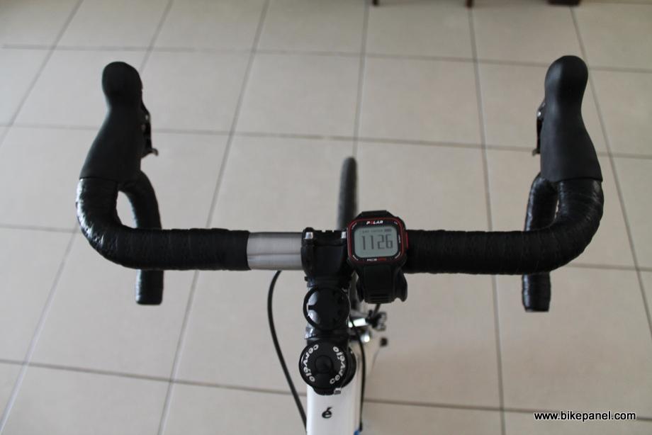 שעון ריצה ומחשבון רכיבה POLAR RC3 MULTISPORT