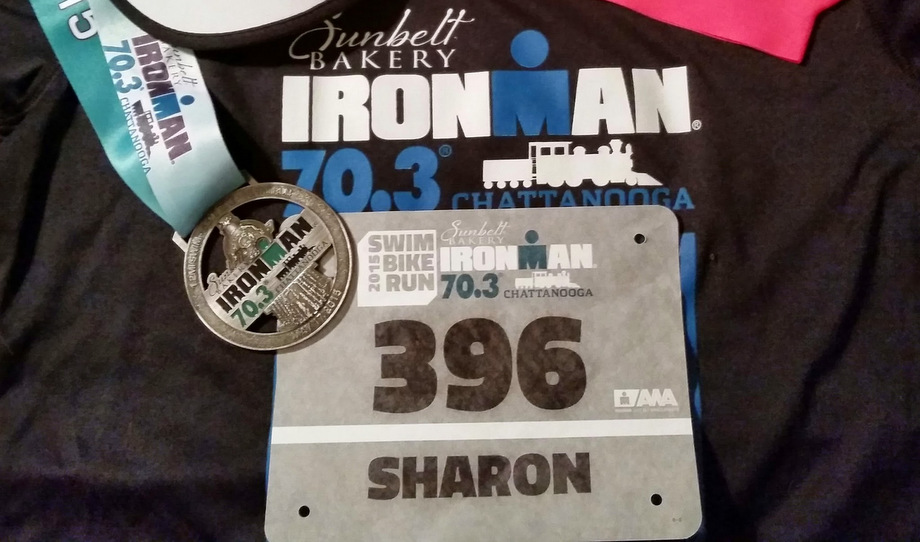 The Ironman Swag - No Pain no Gain