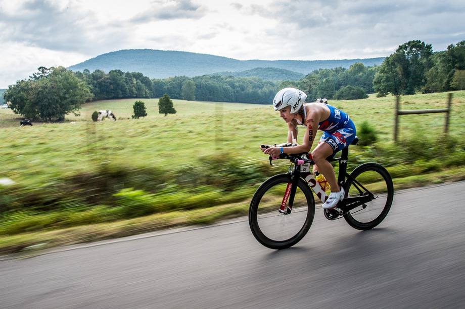 פרו'ס על המסלול (תמונה Nils Nilsen/Ironman)