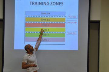 תחומי דופק או הספק (Zones)