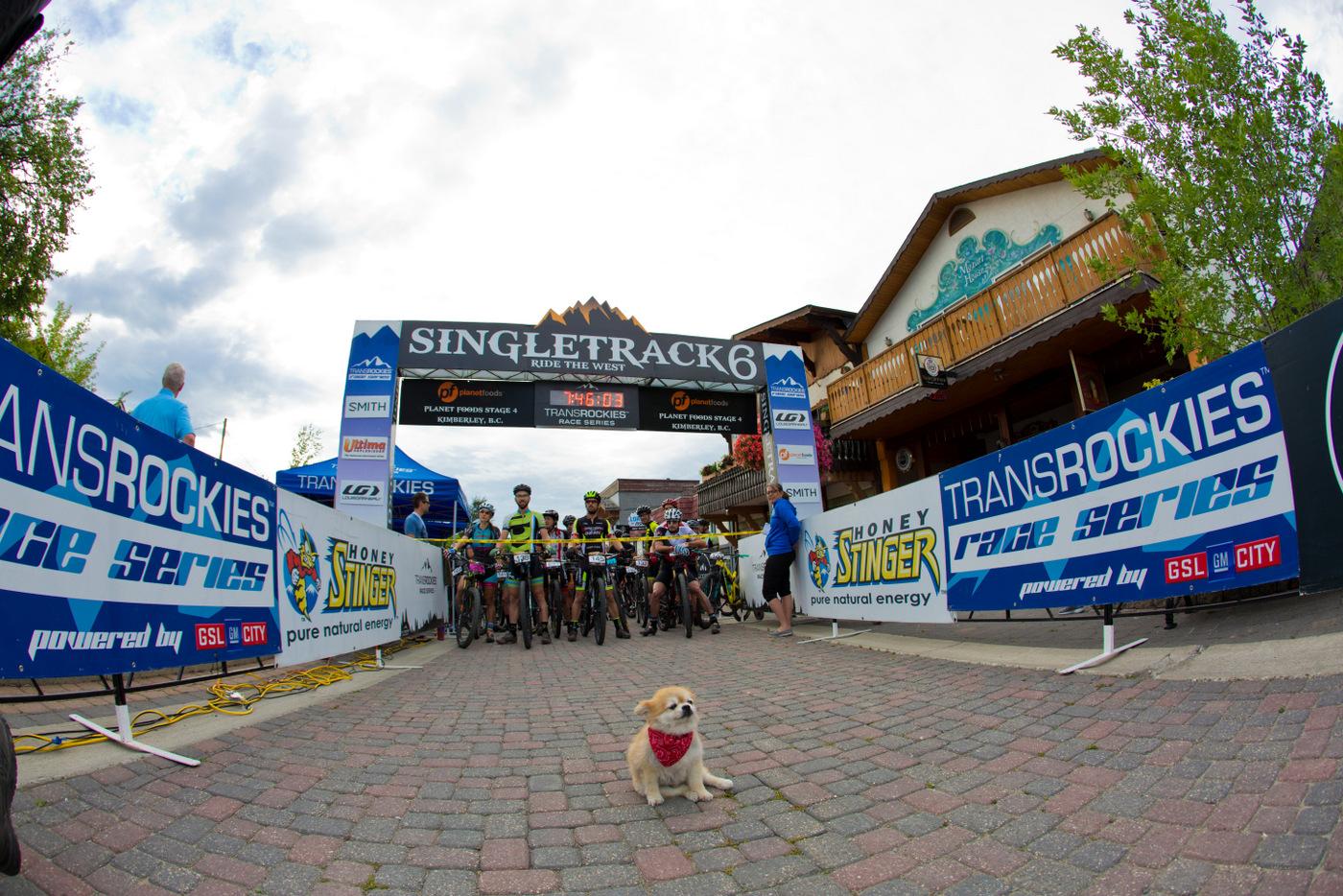 2016 Singletrack 6/Stage 4
