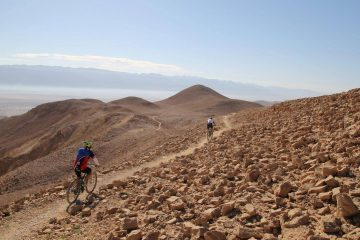 סינגלים מדהימים על רקע הנופים הדרמטיים של המדבר
