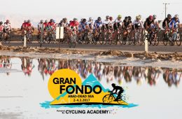 Gran Fondo Dead Sea 2016