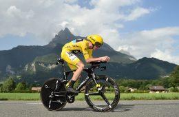 Tour de France 2016 - 21/07/2016 - Etape 18 - Sallanches / Megeve (17 km CLM) - FROOME Christopher (TEAM SKY)