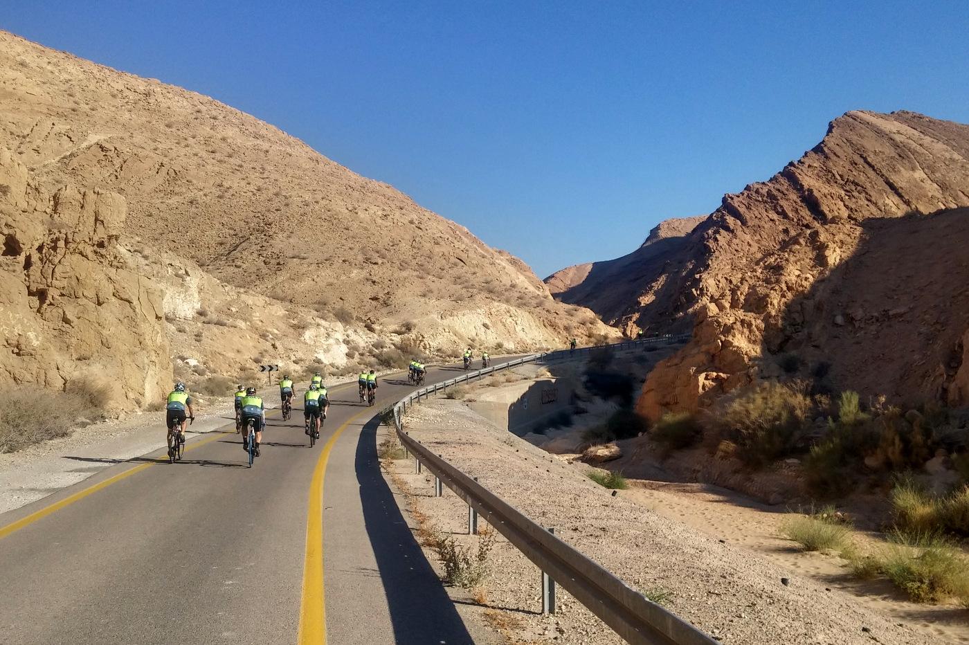 אופני כביש מכתש גדול