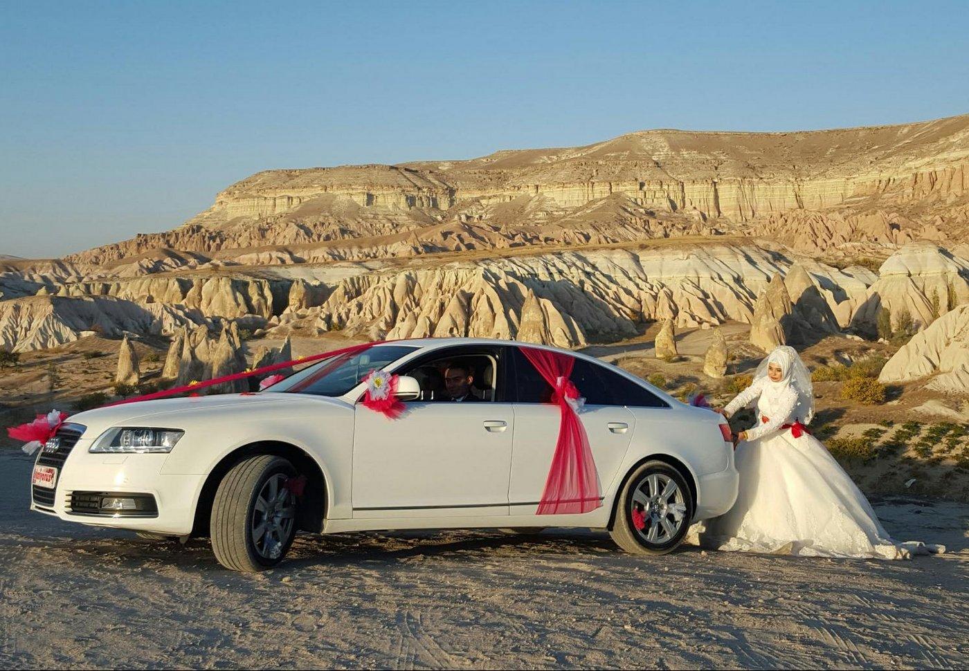 Audi חתונה טורקית