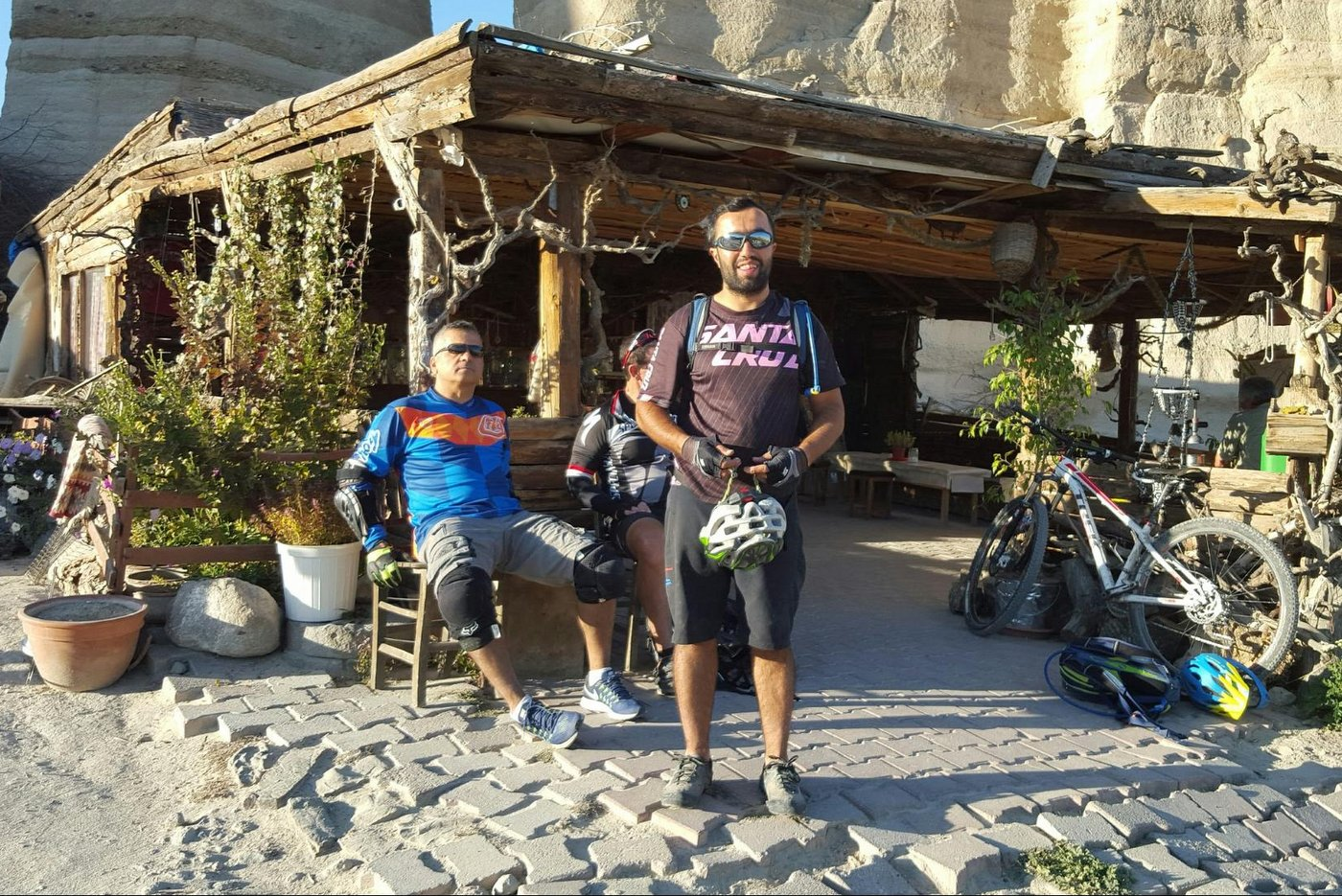 טיול אופניים בטורקיה