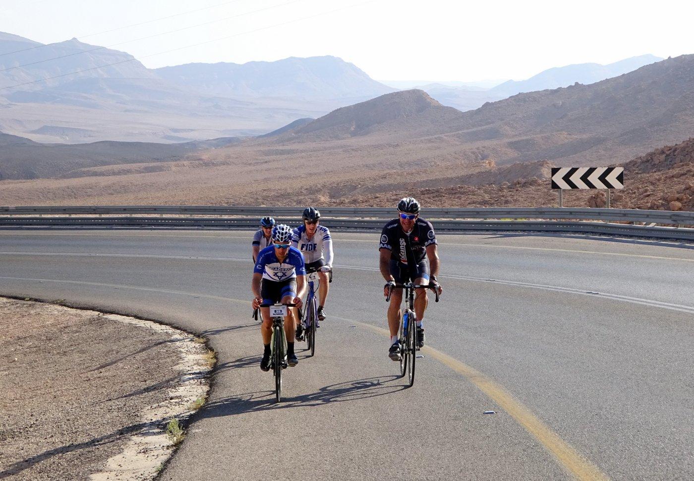 cycling israel