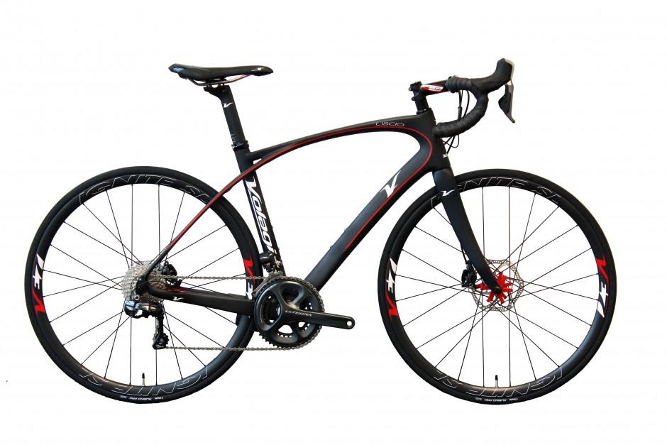 אופניים של Volagi - אופניי קצה למרחקים ארוכים: