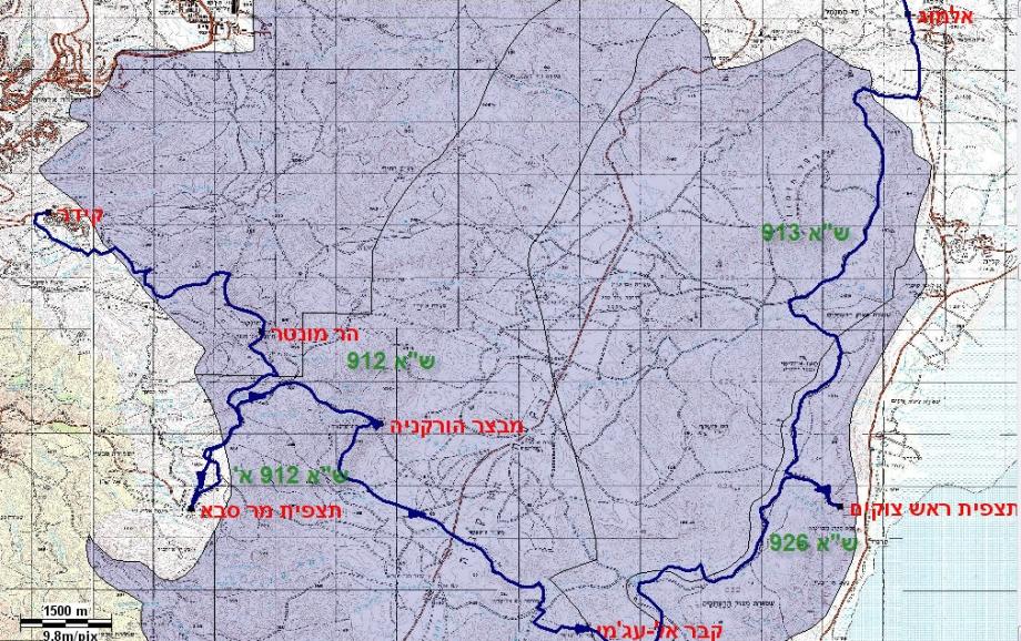 מפה מונטאר