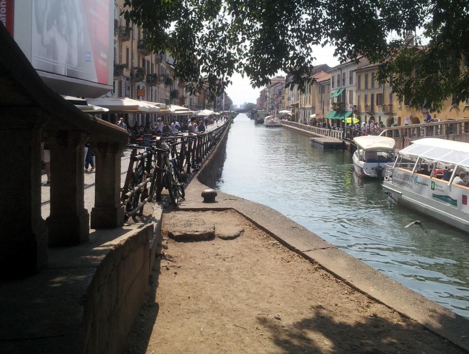 Porta Ticinese ונציה במילאנו