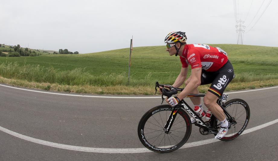 Giro d'Italia 2015: settima tappa