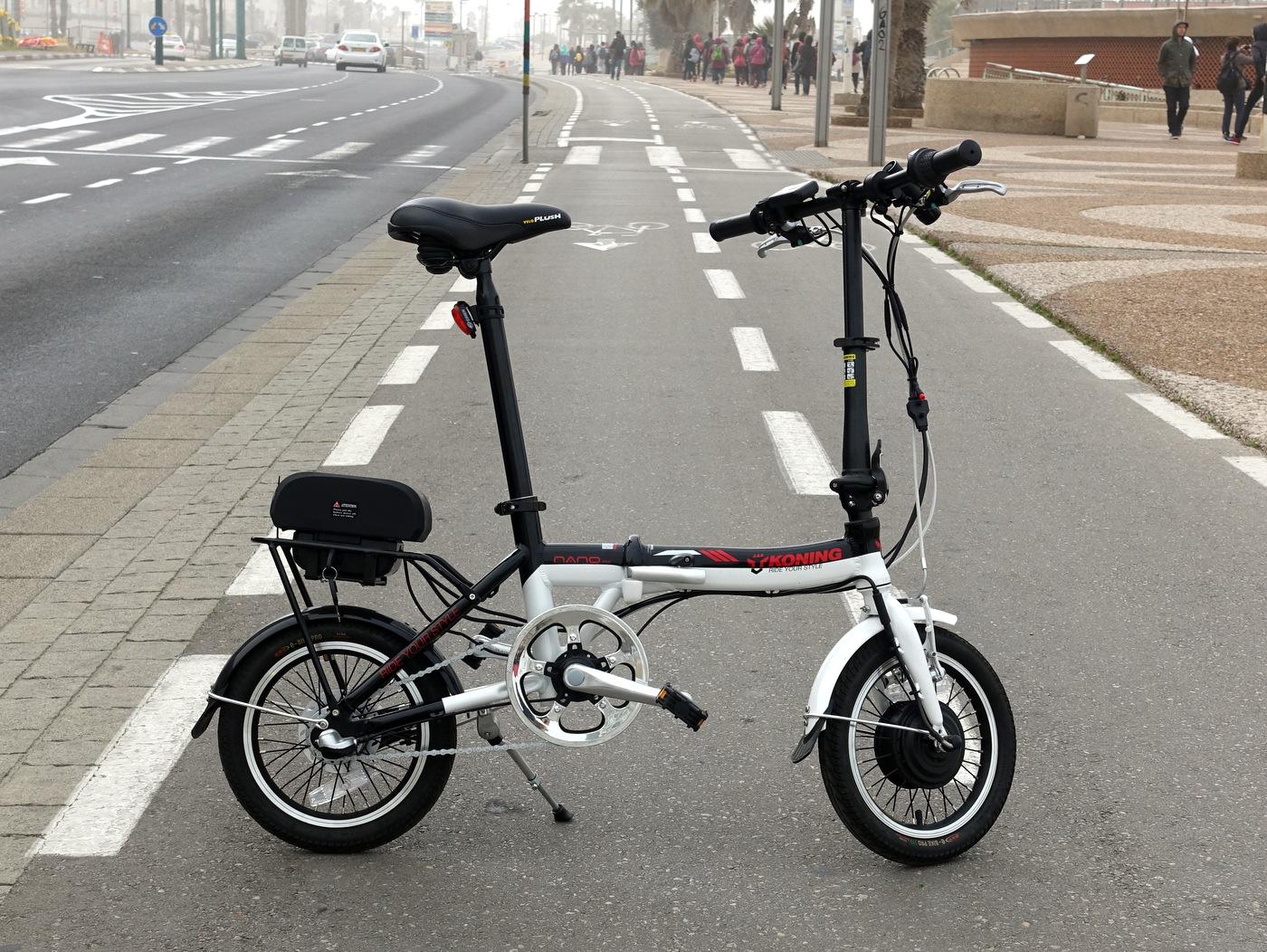 מדהים ראיון עם הראל שקד על אופניים חשמליים ומותג Koning - BIKEPANEL WG-81