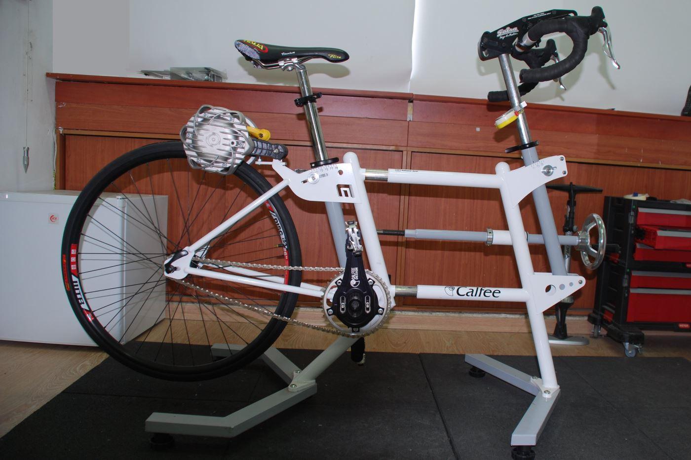 אופני מדידה של Calfee