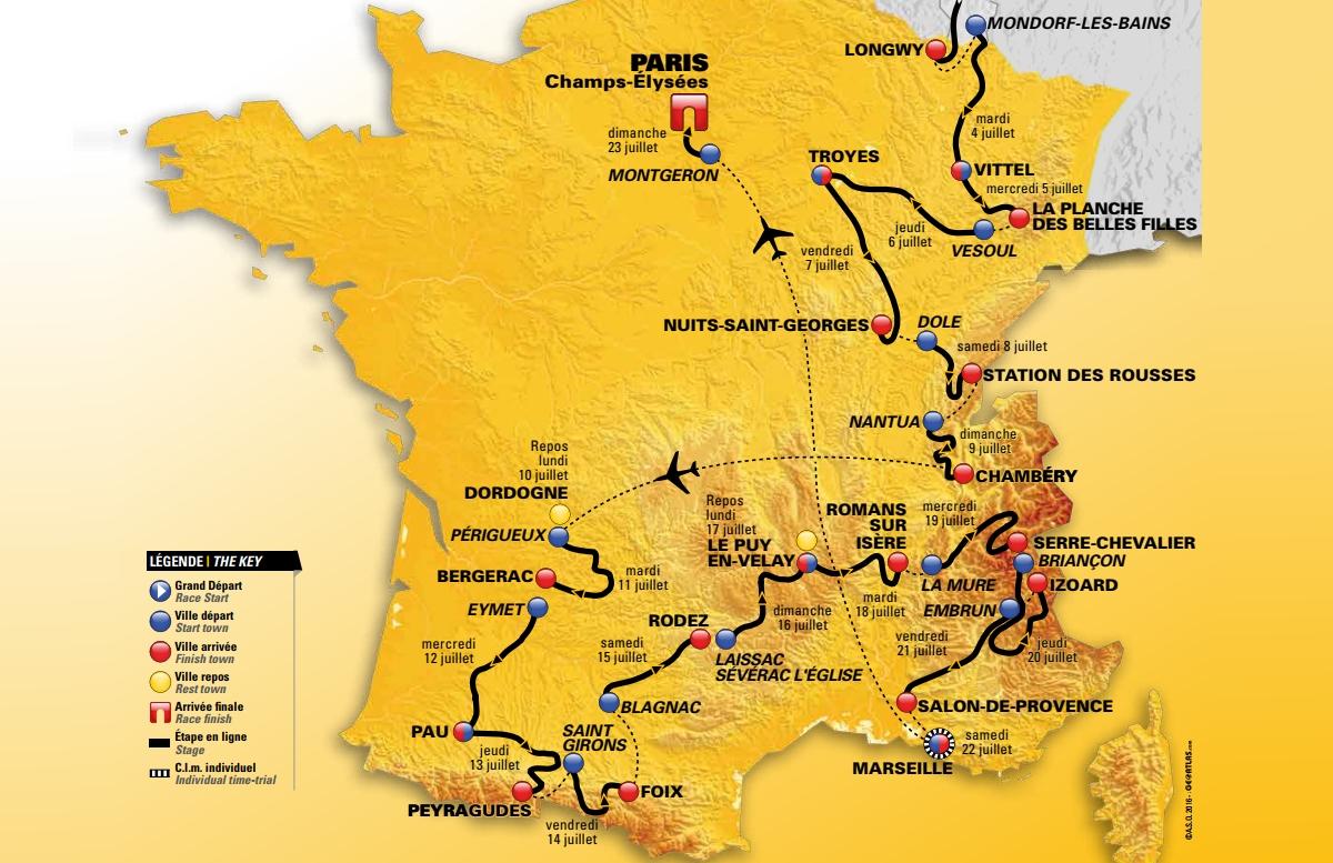 Tour-de-France-2017-map