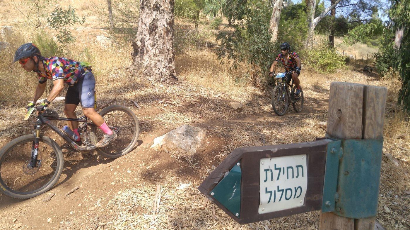 אפיק ישראל 1