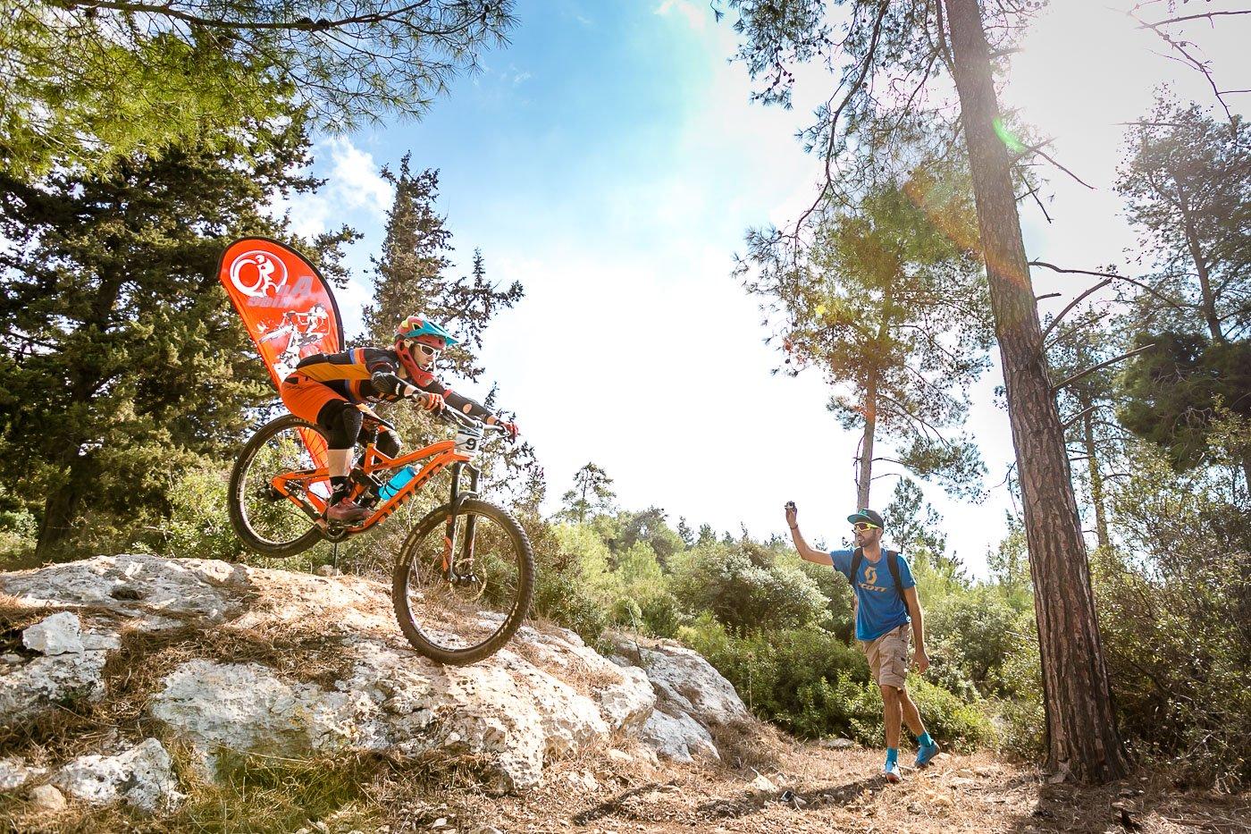 אופני הרים רכיבת שטח