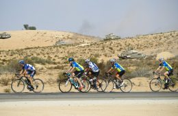 Israel cycling