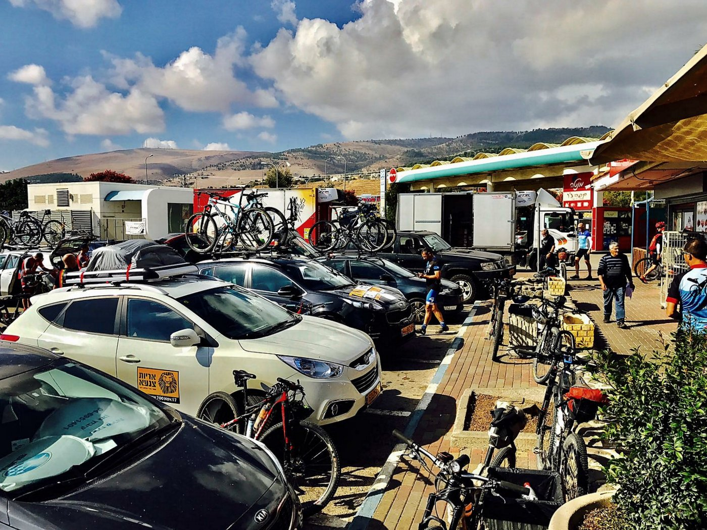 נונסטופ 700 - מרתון אופניים רב יומי