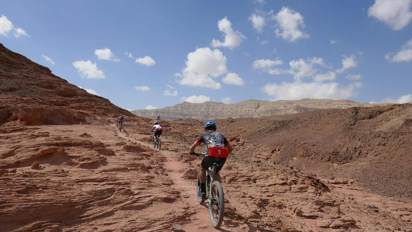 מרתון אופני הרים