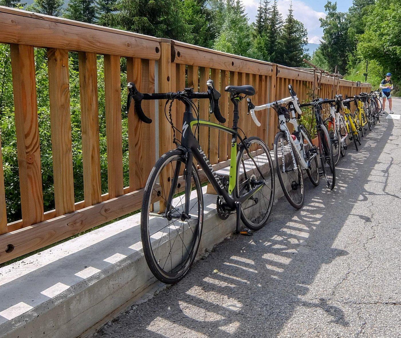 """אופני כביש בחו""""ל"""