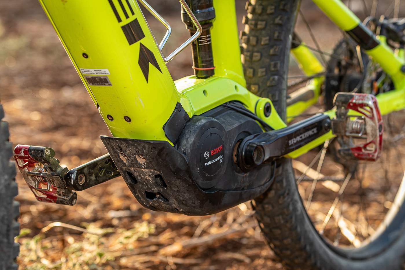 מנוע בוש אופני הרים חשמליים