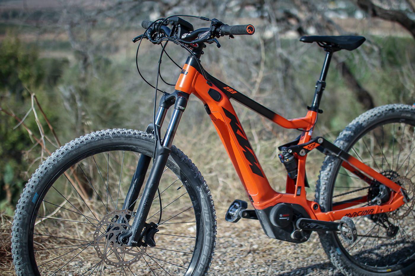 אופני הרים חשמליים