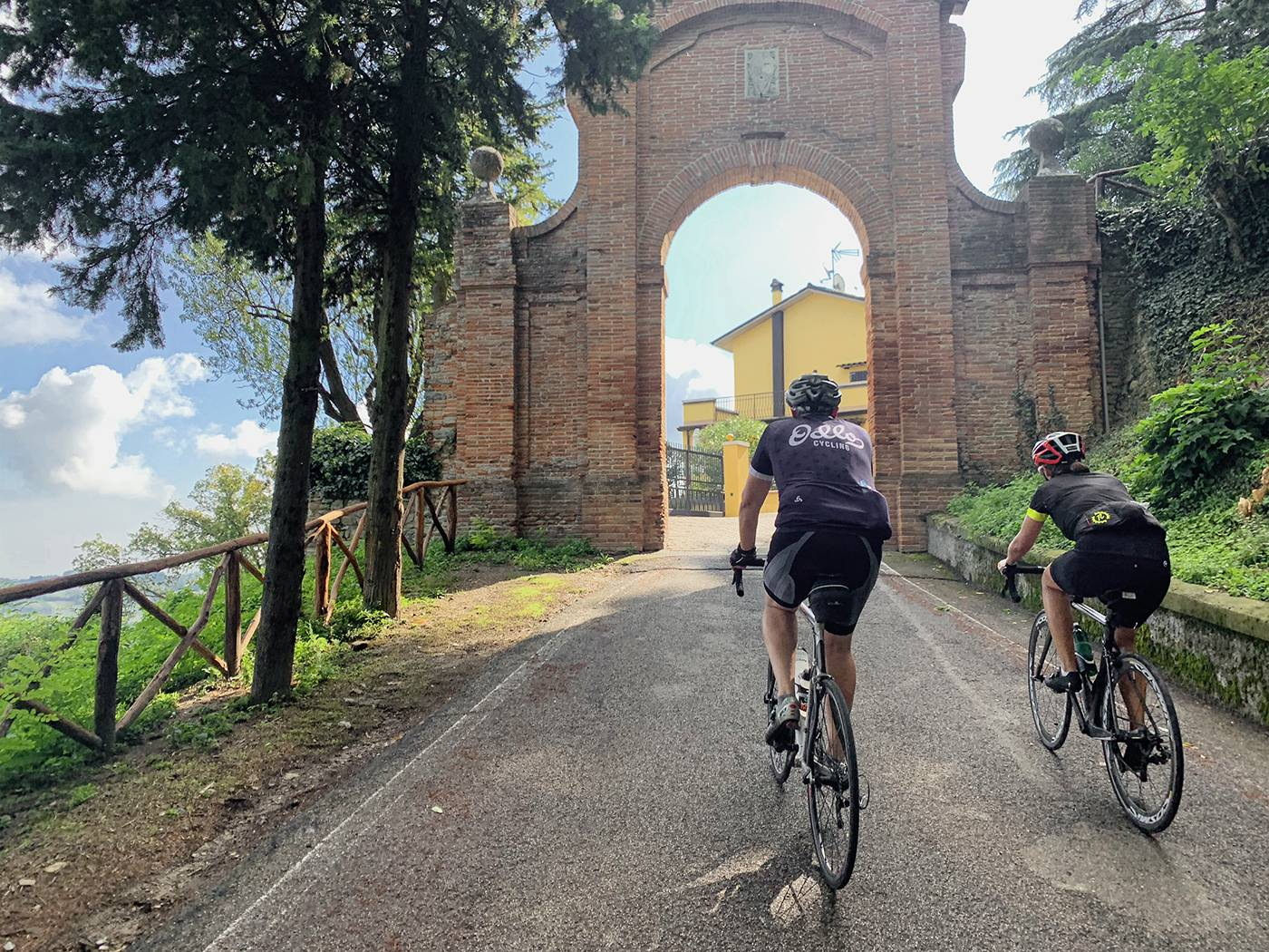 טיול אופניים