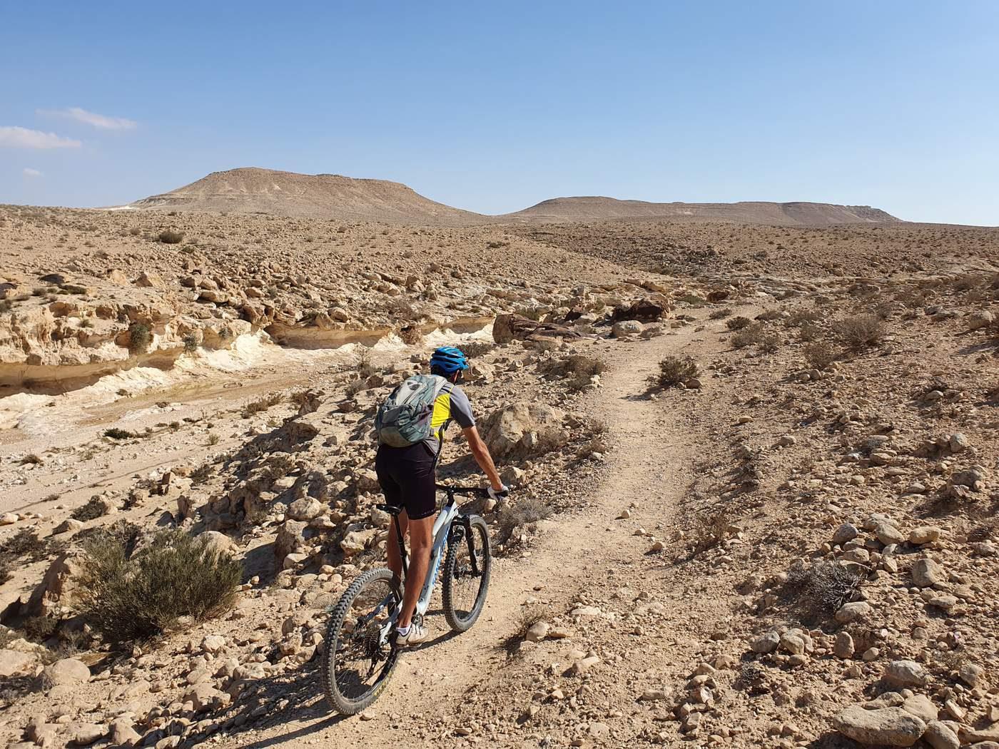 אופני הרים בעבדת