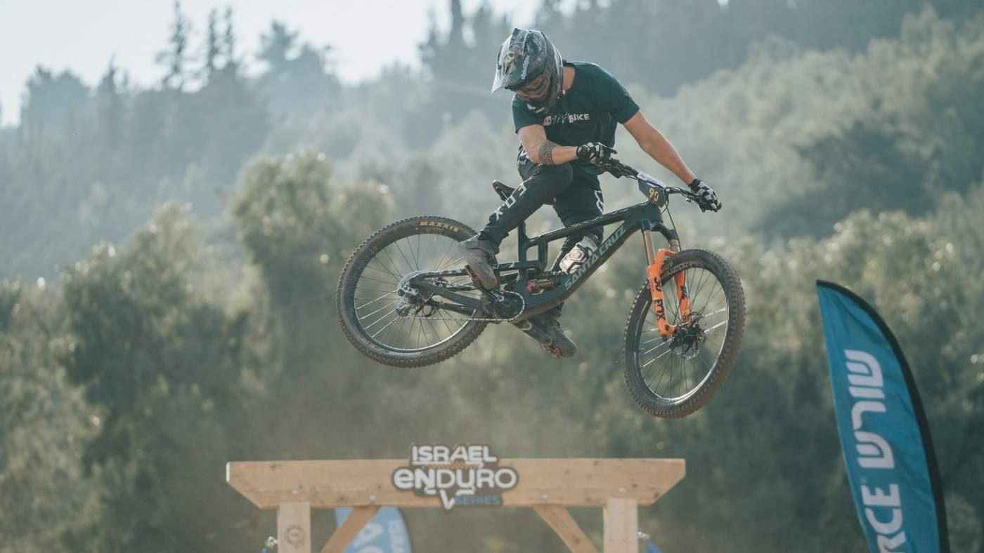 אופני הרים אגרסיביים