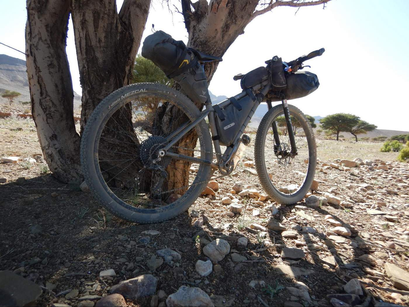אופני הרים מרוקו