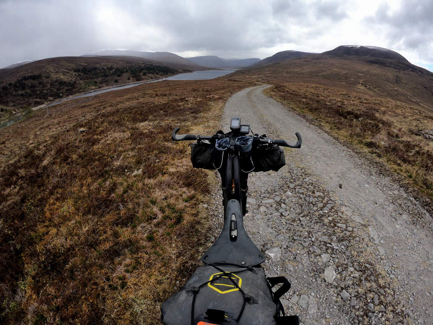 סקוטלנד אופני הרים