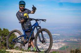 Giant trail bike