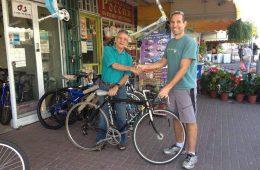 חנות אופניים