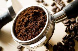 שתיית קפה לפני רכיבה