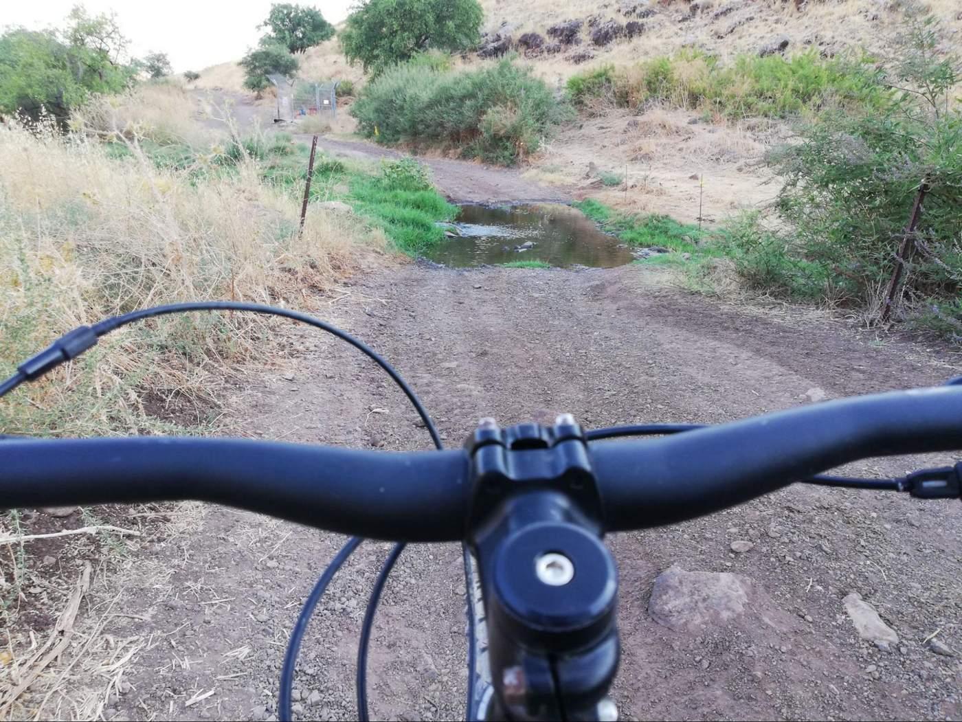 מסלול אופניים כנרת