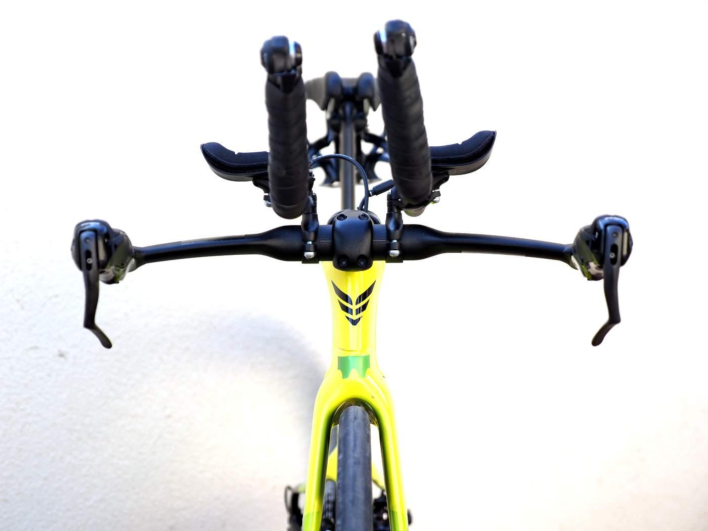 אופניים מוכנים לאיש ברזל