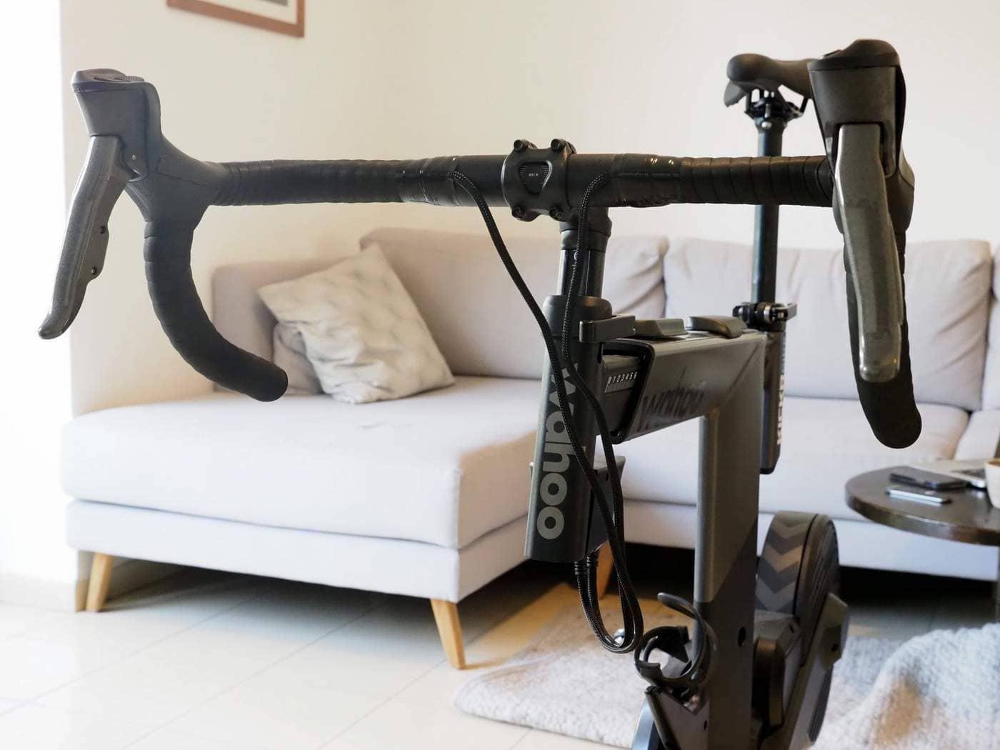 אימון אופניים בבית