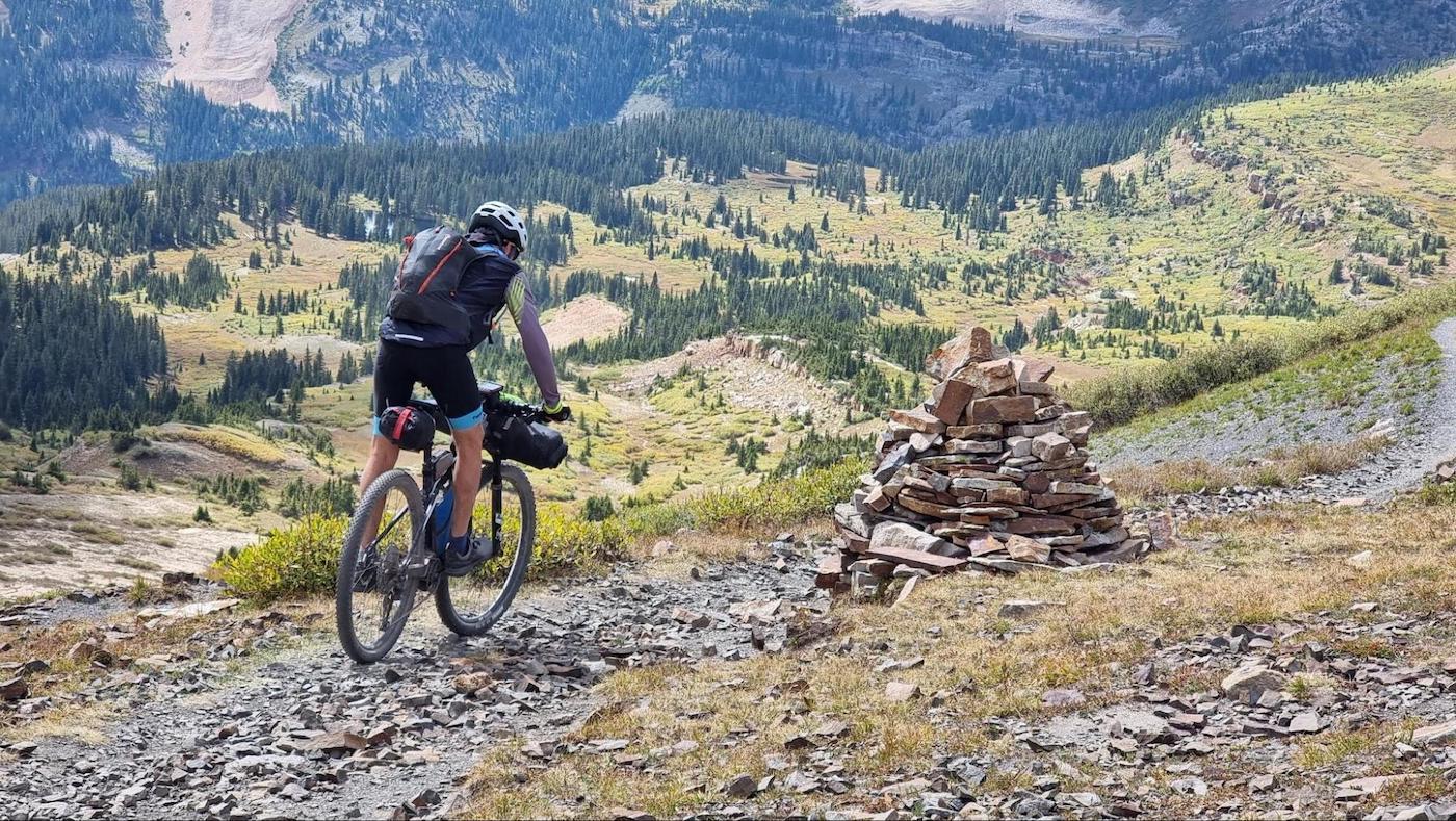 אופני הרים בקולורדו