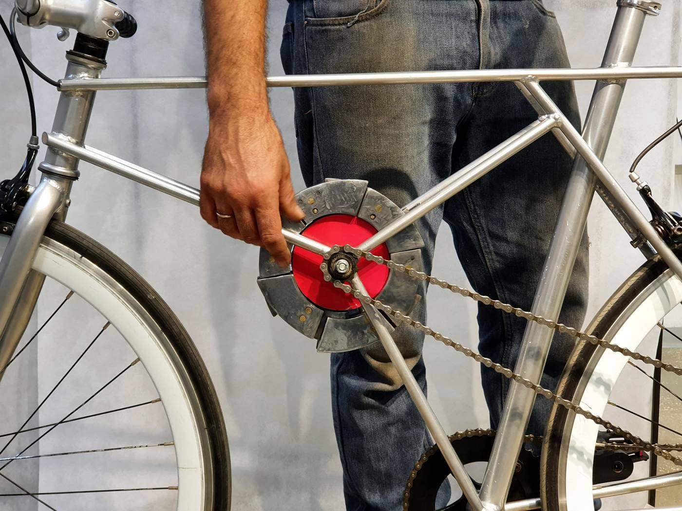 אופניים בקורס בהדסה